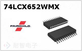 74LCX652WMX