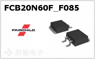FCB20N60F_F085