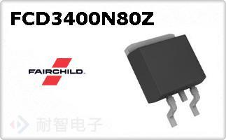 FCD3400N80Z