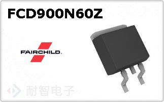 FCD900N60Z