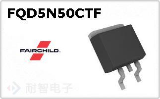 FQD5N50CTF