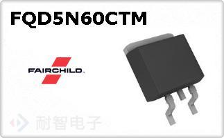 FQD5N60CTM