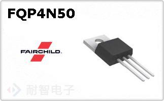 FQP4N50