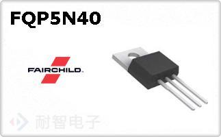 FQP5N40