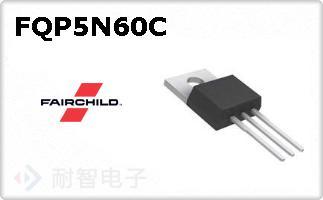 FQP5N60C