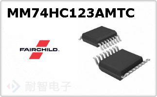MM74HC123AMTC