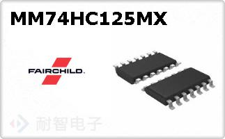 MM74HC125MX