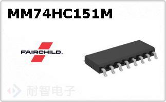 MM74HC151M的图片
