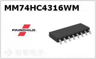 MM74HC4316WM