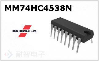MM74HC4538N